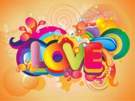colorful_love_background_vector_art_148270